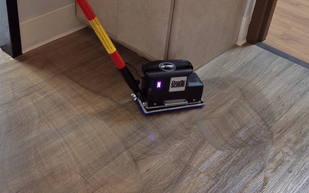 Battery-Powered Floorcare Equipment: A Powerpack of Productivity and Safety