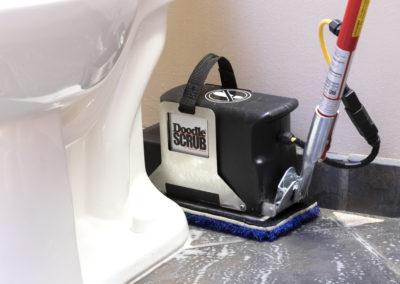 Doodle Scrub Behind Toilet